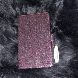Victoria Secret limited edition glitter notebook